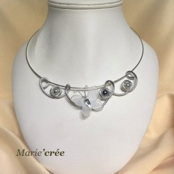 Collier rigide CHIARA