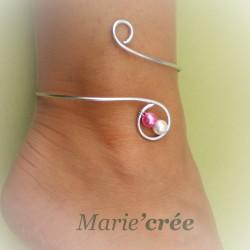 Bracelet de cheville MARGOTTE