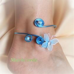 Bracelet de cheville MAILISSE
